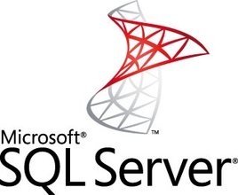 The Microsoft SQL Server logo