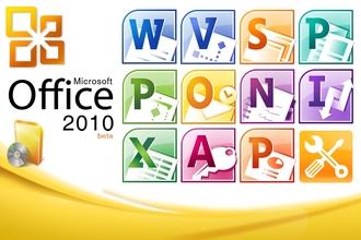 Microsoft Office 2010 suite