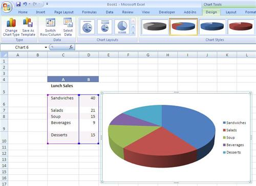 Benefits Of Microsoft Excel 2007 For Your Business
