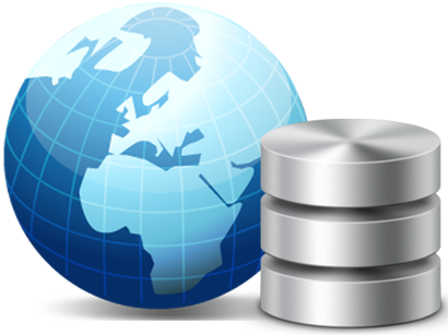 An online database can be used globally, so it suitable for public access
